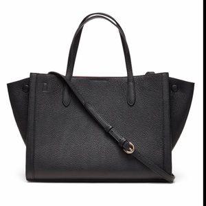 Banana Republic Italian Leather Tote Bag NWT $168
